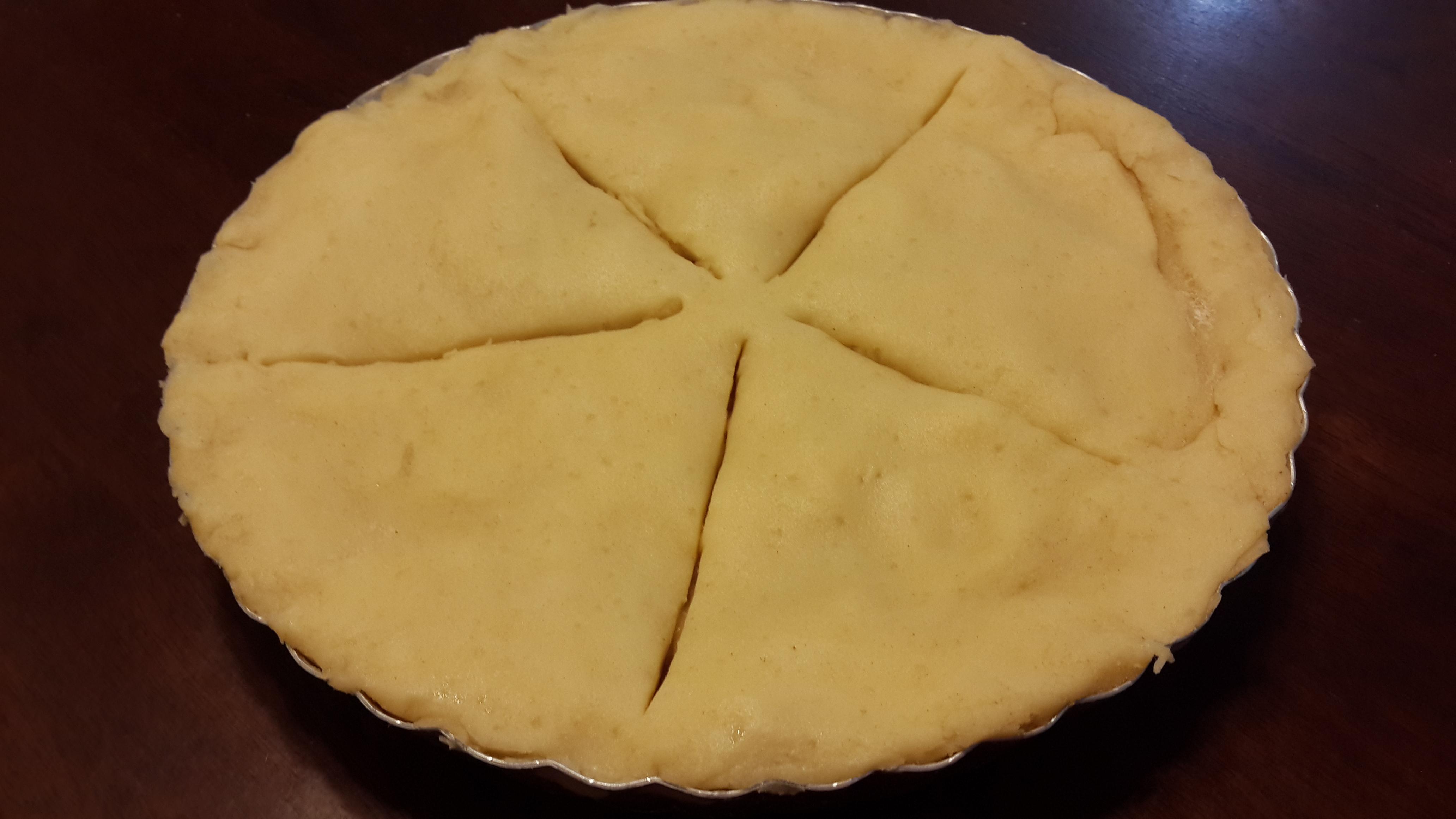 Pre-baked Apple Pie