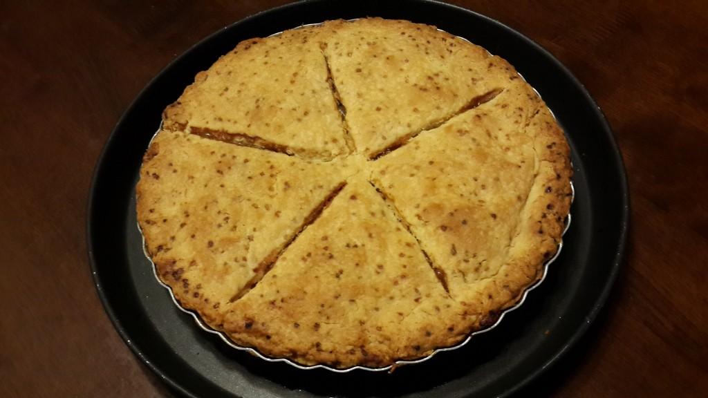 Just baked Apple Pie
