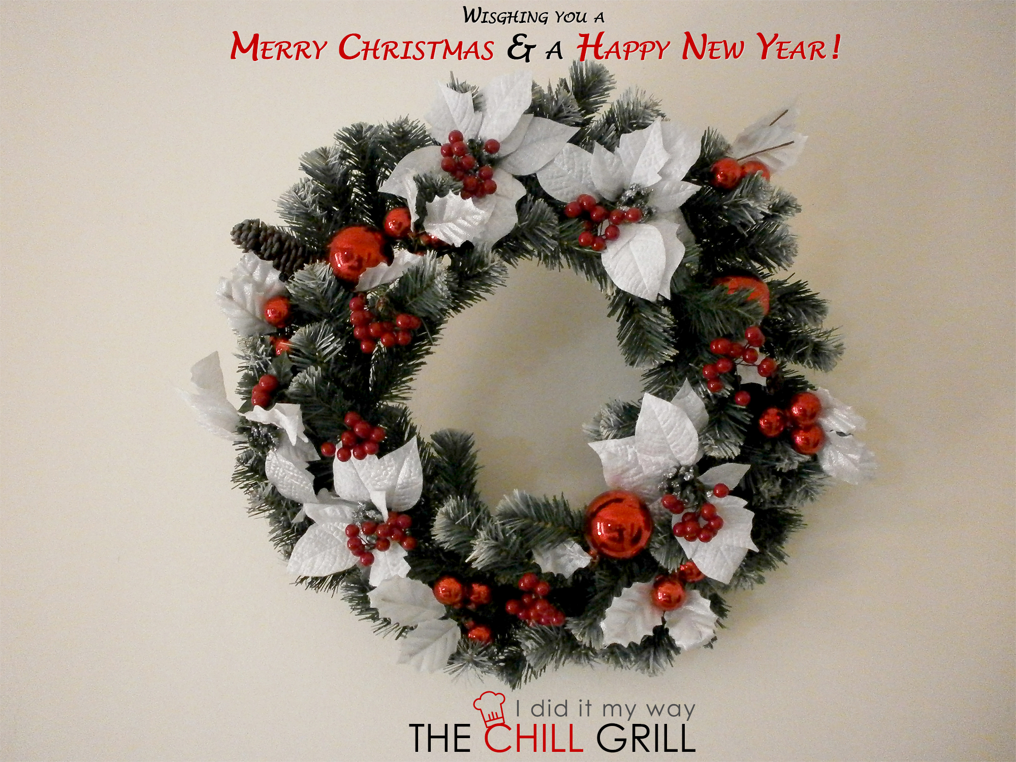 Greetings from The Chill Grill