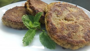 Chicken/Beef Mince Cutlets